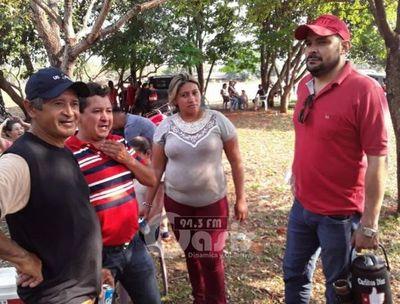 Jóven político se postula  para  la intendencia del nuevo distrito de Cerro Corã