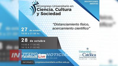 III CONGRESO UNIVERSITARIO EN CIENCIA, CULTURA Y SOCIEDAD 2020