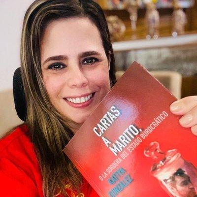 """Kattya González lanzará libro dedicado a Abdo: """"Cartas a Marito o la sordera del Estado burocrático"""""""