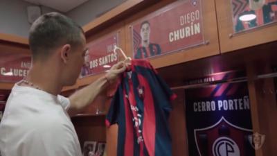 Churín: 'Me voy sin entender toda esta pasión que genera el club'
