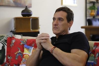 """El 'Colorado' Gamarra pide a Norma Benítez que """"por favor firme los papeles de divorcio"""""""