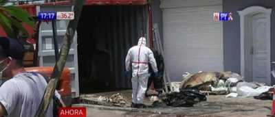 Los cadáveres hallados en contenedores corresponderían a inmigrantes ilegales