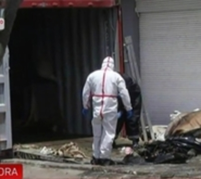 Los cadáveres hallados en contenedores corresponderían a polizones