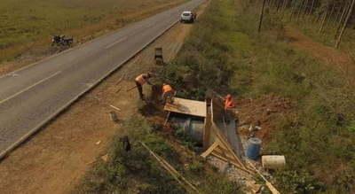 Caazapá: Realizan mantenimiento de la ruta Ñumi – San Juan Nepomuceno