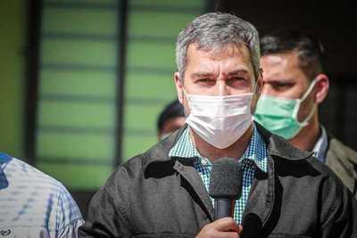 Titular de Salud afirma que Mario Abdo dio negativo al coronavirus y al dengue