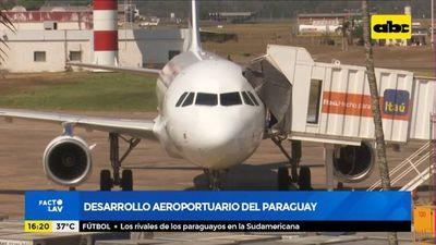 Paraguay necesita modernización aeroportuaria
