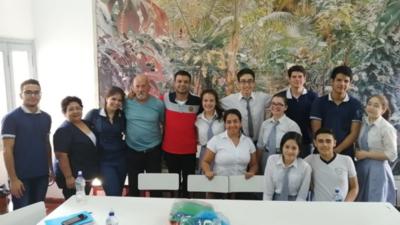 Asunción fomenta espacios artísticos para jóvenes