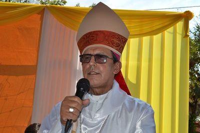 Obispo de Misiones y Ñeembucú dio positivo al COVID-19