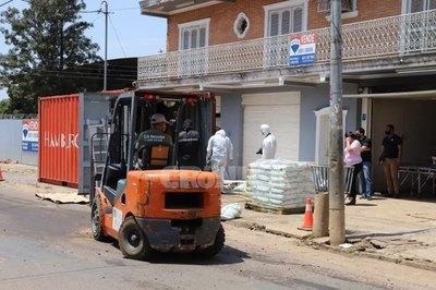 Crónica / TUMBA DE METAL: Había siete cadáveres en un contenedor