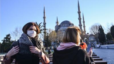 Aumento de casos de coronavirus en Turquía