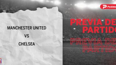 Por la Fecha 6 se enfrentarán Manchester United y Chelsea