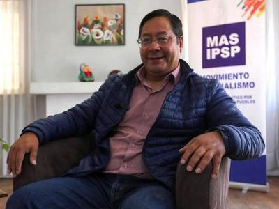 Se oficializa amplio triunfo de Luis Arce en Bolivia