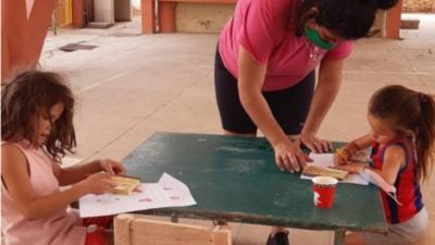 Insiste en la lucha por la erradicación del trabajo infantil