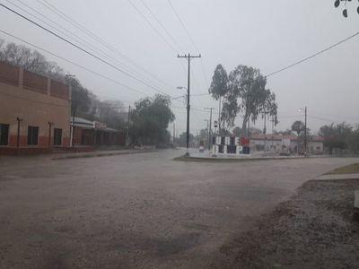Meteorología anuncia fin de semana con lluvias principalmente para el Chaco