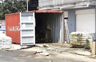 Encuentran 7 cuerpos desmembrados dentro de contenedor que vino de Serbia