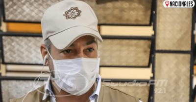 Mandatario da negativo a test de covid-19 y de dengue, informó ministro Mazzoleni