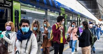 La Nación / La OMS advierte sobre aumento del COVID