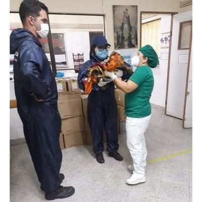 Bomberos asistieron a mujer que dio a luz en su casa – Prensa 5
