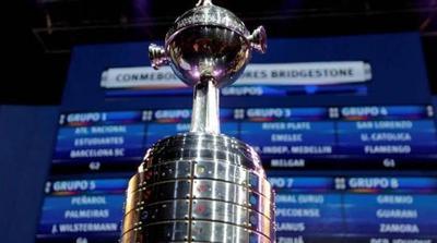 Conmebol anuncia los días y horarios de los cruces de octavos de final de la Copa Libertadores