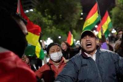 La oposición de Santa Cruz niega el triunfo del MAS en las elecciones de Bolivia