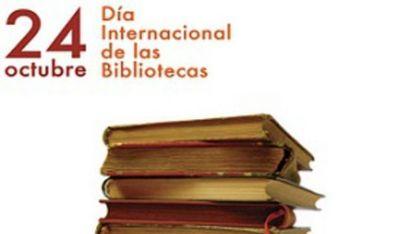 """Día Internacional de la Biblioteca: """"No solo es un lugar para ir a leer"""""""