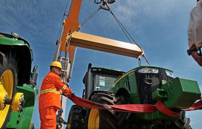 Sector agrícola y de construcciones compensan recesión