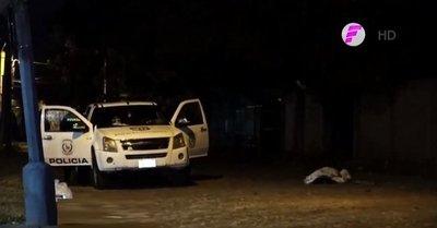 Hallan cadáver en plena calle de un barrio de Mariano Roque Alonso