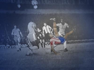 Un partido y un gol para el recuerdo