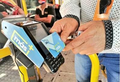 Billetaje electrónico: 410.000 viajes en el primer día, Ucetrama anuncia acciones en contra
