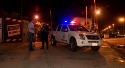 Encuentran cadáver en Mariano Roque Alonso