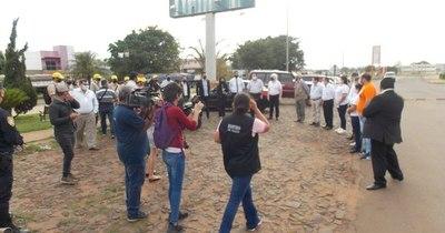 La Nación / PJC: tras reapertura de frontera, trabajan en cumplimiento de protocolo