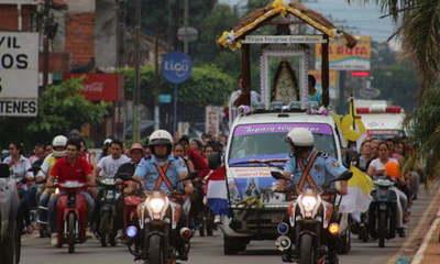 La diócesis no realizará peregrinación a Caacupé
