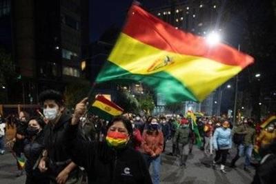 HOY / Fracasa el paro indefinido que reivindicaba un supuesto fraude en Bolivia
