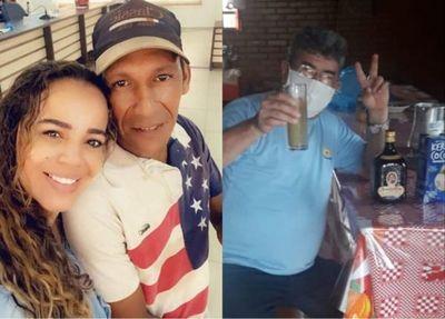 AUDIO: Fuertes expresiones de Rubén Darío Torales en contra de Papichi Cabrera de la Asocuam