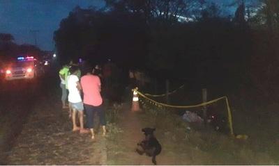 Hombre vinculado a hecho de abigeato muere al caer de su motocicleta