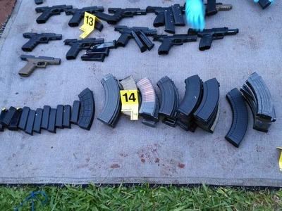 Crimen Organizado: condenan para 6 personas por Tráfico de Armas y Asociación Criminal