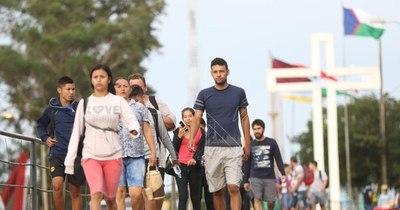 La Nación / Caacupé 2020: establecen turnos para peregrinar y prohíben presencia de ciclistas