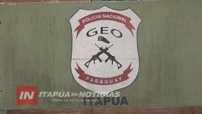 TRAS DESAPARICIÓN DE ARMAS DE LA GEO, SOBRESEEN A LA POLICÍA