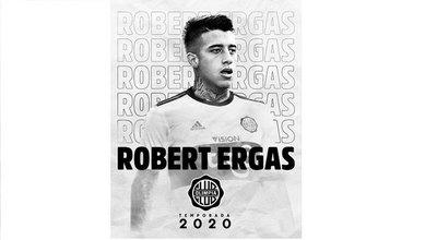 Robert Ergas nuevo jugador de Olimpia