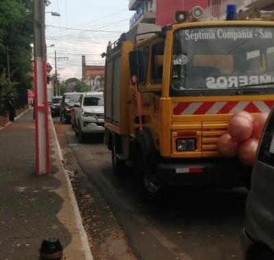 """La caravana de """"Bianquita"""""""