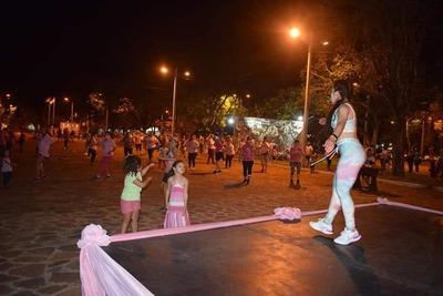 Cierran campaña de «Octubre Rosa» en San Juan Bautista