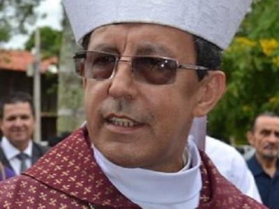El Monseñor Pedro Collar dio positivo al COVID