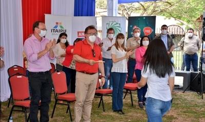 Obras y aportes por G. 5.980 millones en Misiones por parte del Gobierno Nacional