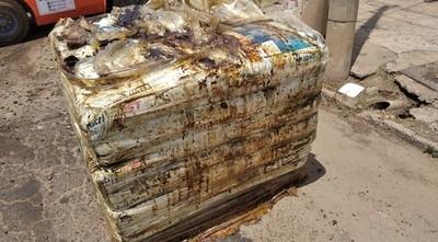 Usuario de Facebook reconoce a los siete fallecidos hallados ayer en el contenedor