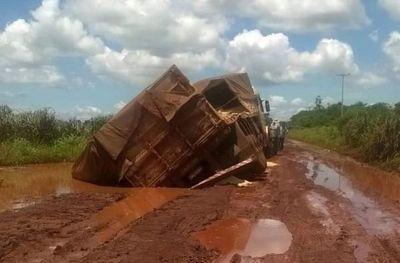 Esperan que obra de anhelado asfalto pueda concretarse