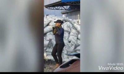"""¿Se burlan de narcos? Video de la policía nacional con cumbia """"del carbón"""""""