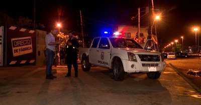La Nación / Asesinan a un ciudadano uruguayo en Mariano Roque Alonso