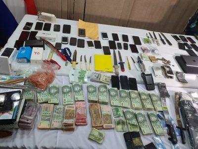 Laboratorio de drogas en Tacumbú estaba a la vista de todos, dice fiscala