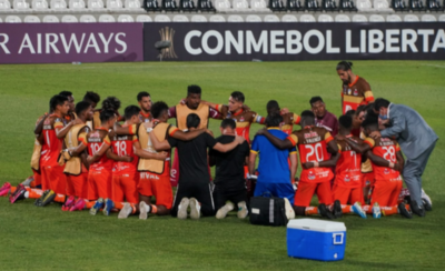 HOY / Basó el triunfo ante Olimpia sobre la idiosincracia del paraguayo