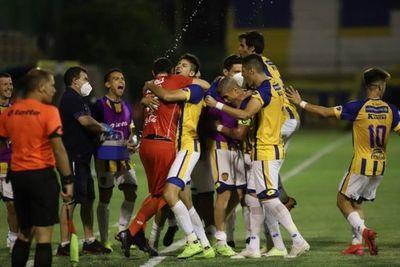 Luqueño se hizo respetar en casa y derrotó a River Plate